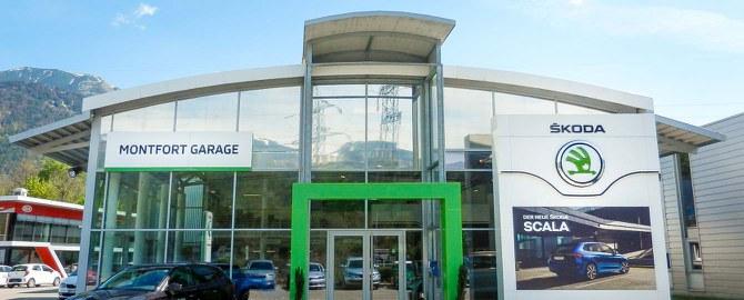 Montfort Garage Bürs